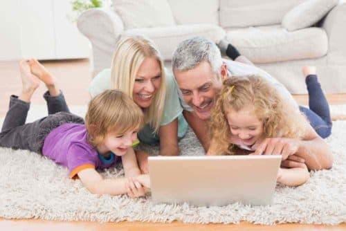 Vivre une vie de famille épanouie