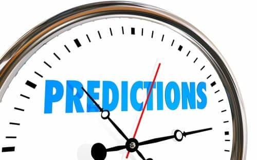 Les prédictions de temps en voyance