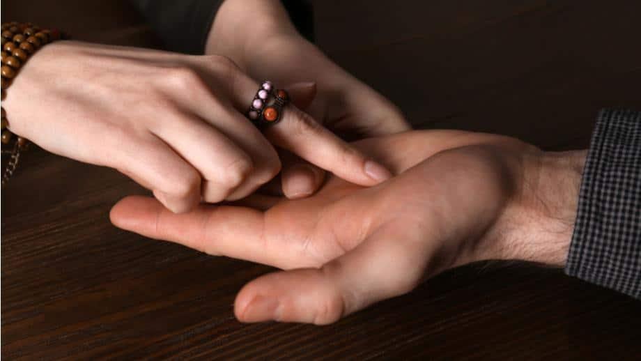 Chiromancie, l'art de prédire l'avenir par la main