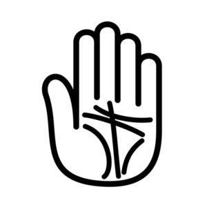 Ligne de la main chiromancie