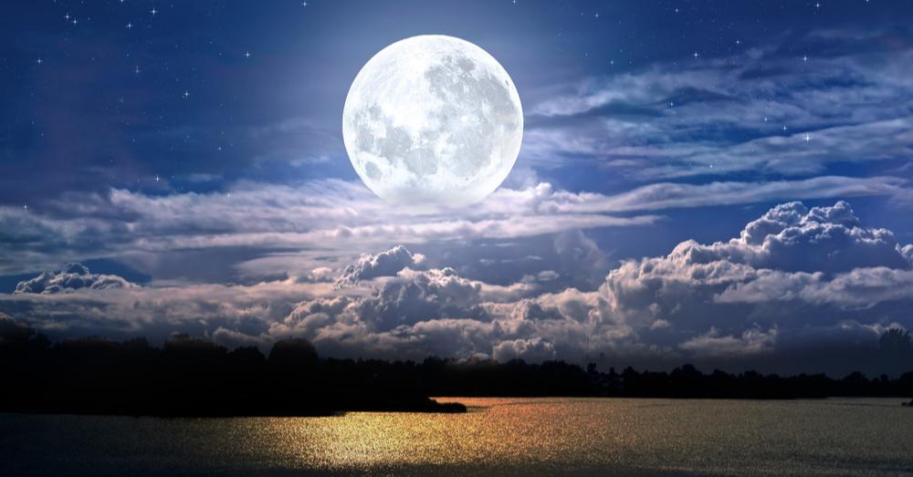 Les effets de la lune sur les Hommes